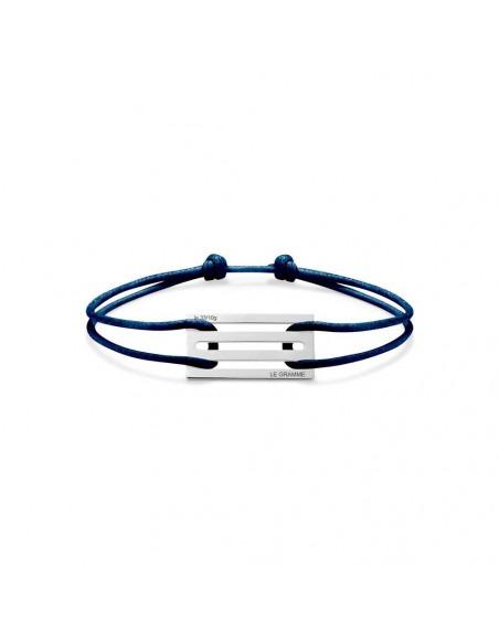 Bracelet Cordon 3.3 Grammes argent lisse poli