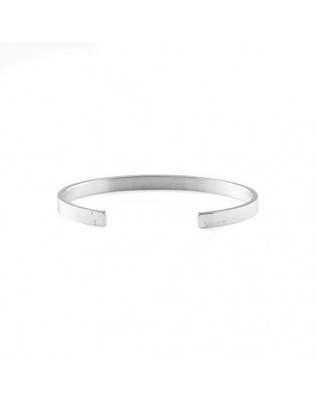 Bracelet Ruban 15 Grammes argent lisse poli, taille S