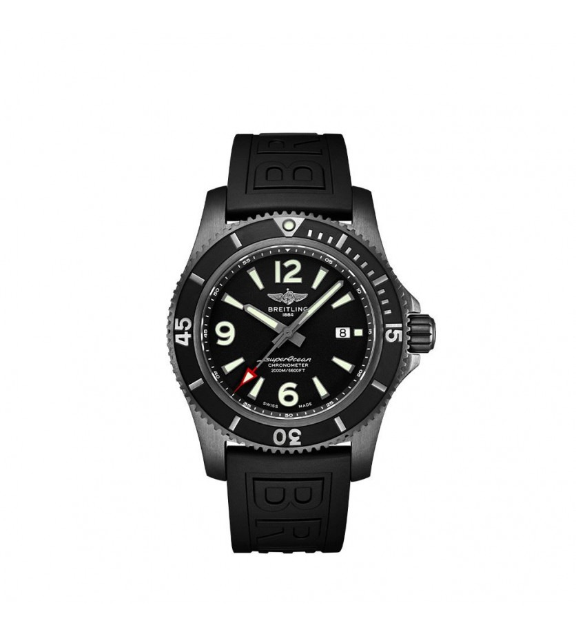 Montre BREITLING Superocean II Blacksteel