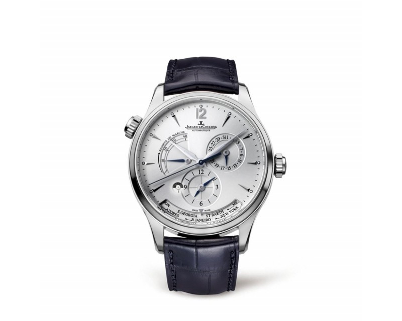 Montre JAEGER LECOULTRE Master Geographic