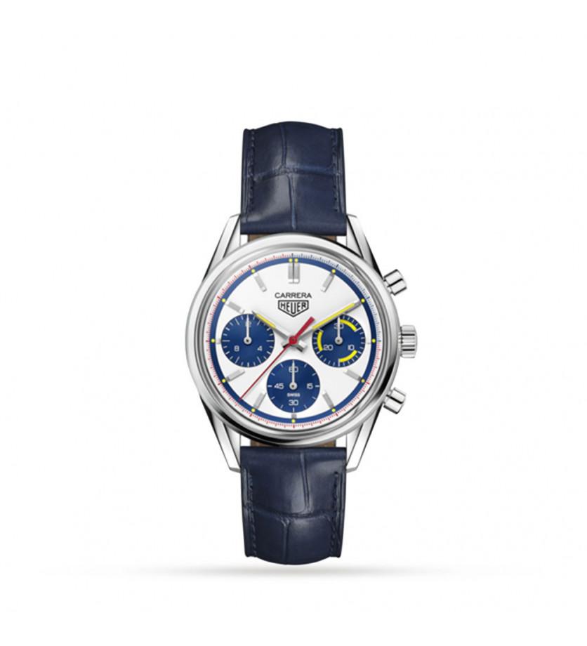Montre TAG HEUER Carerra chronographe Edition limitée 160ème anniversaire