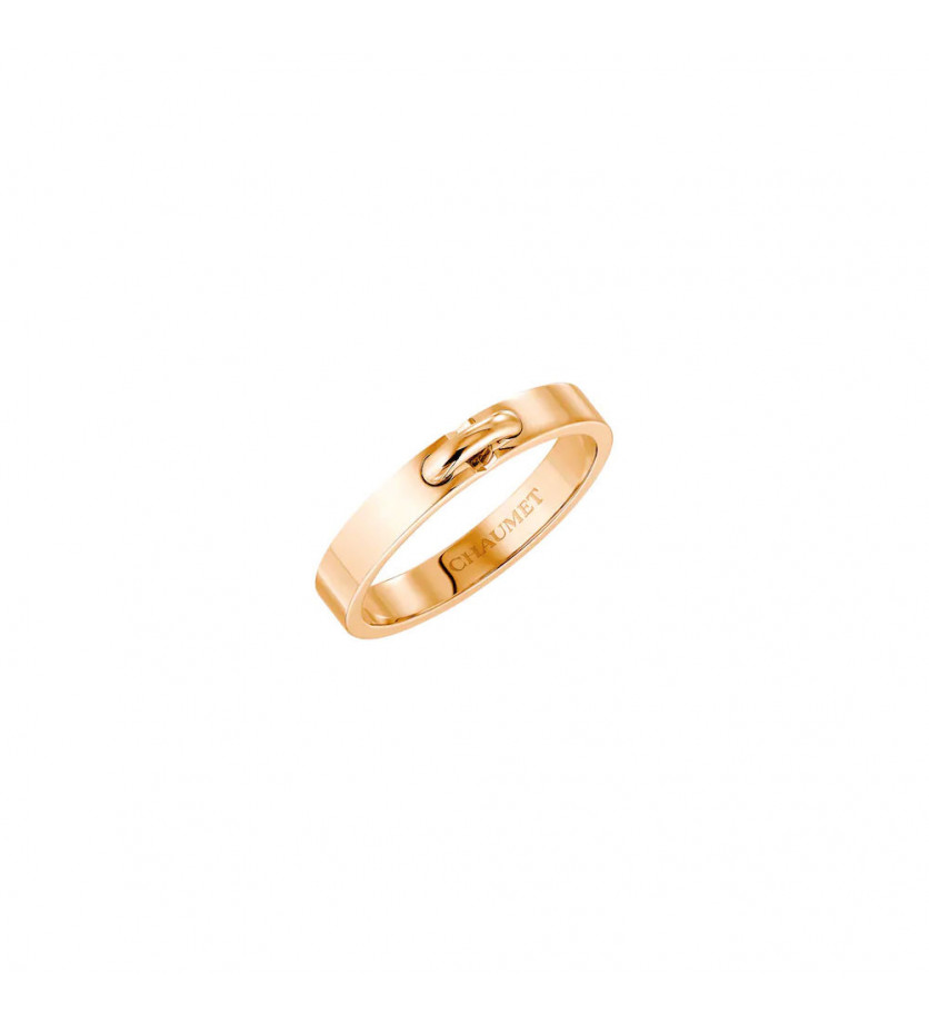 CHAUMET Alliance Liens Evidence XXS or rose 3,2mm