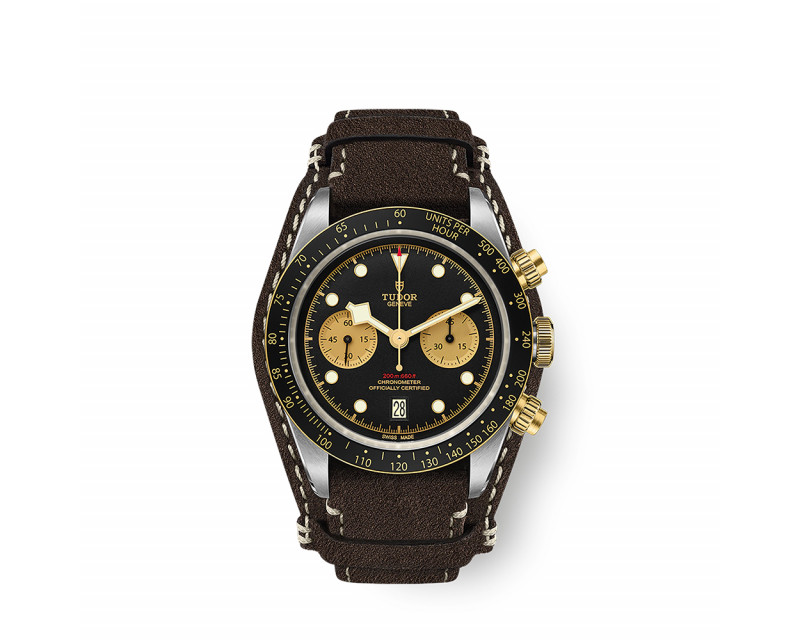 TUDOR Black bay Chrono S&G 41 Automatique