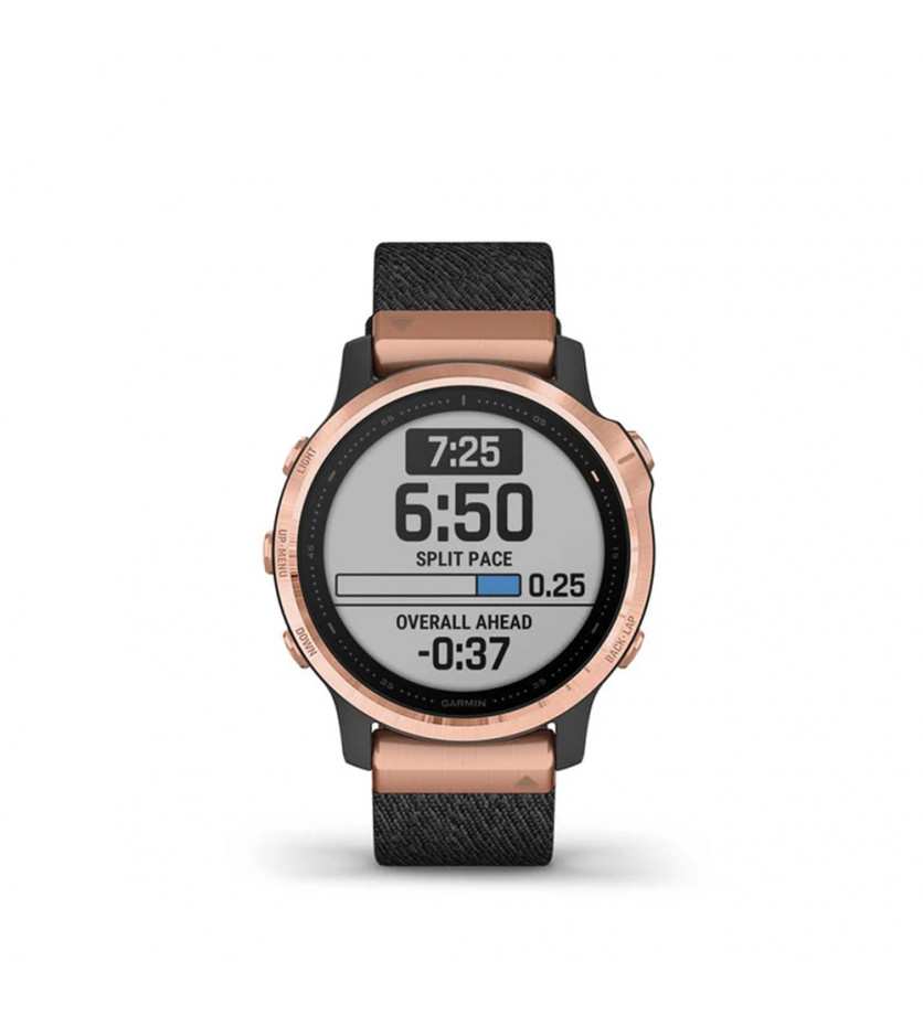 GARMIN Montre connectée Fenix 6S Sapphire Horlogerie