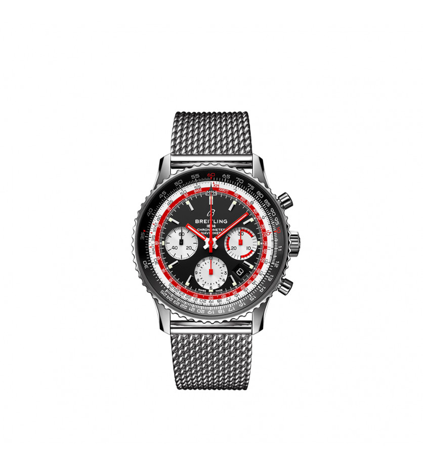 Montre BREITLING Navitimer B01 Chronograph 43 Swissair