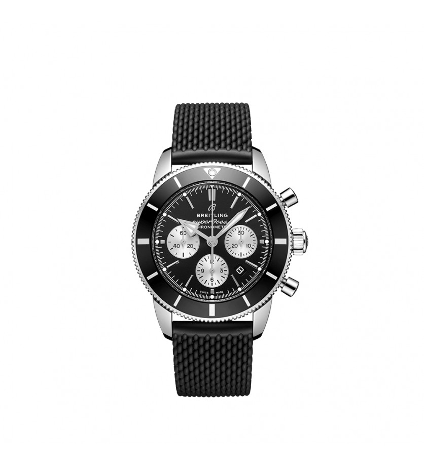 Montre BREITLING Superocean Heritage B01 Chronograph 44