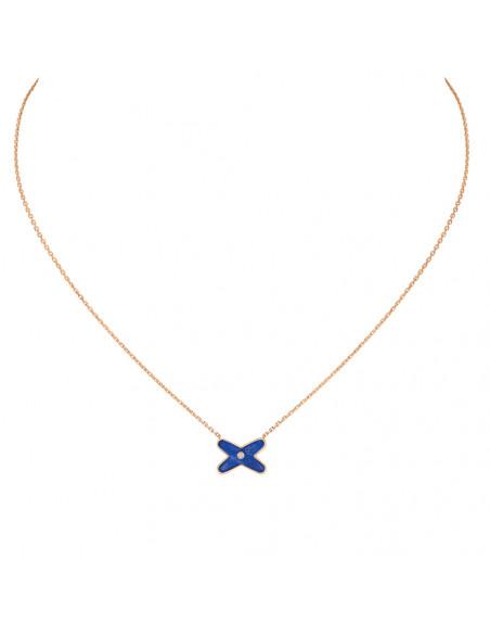 Chaumet Pendentif Jeux de liens Lapis Lazuli