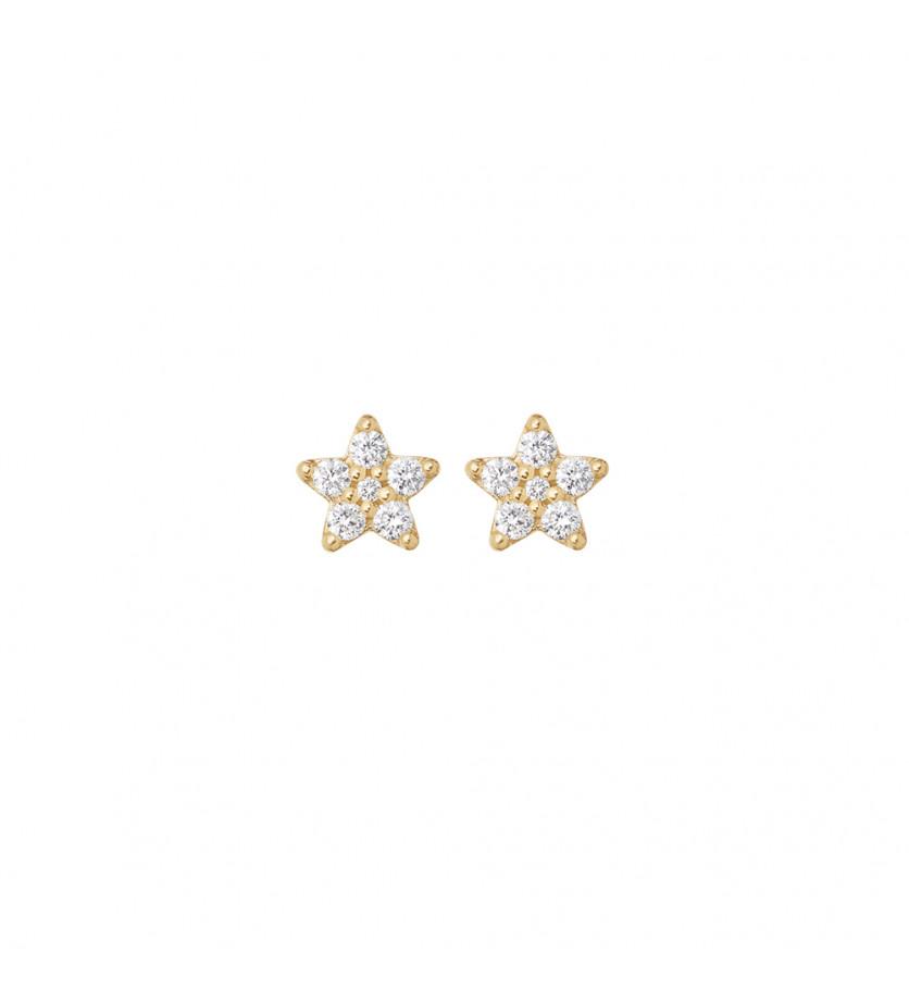 Puces d'oreille mini Shooting Stars