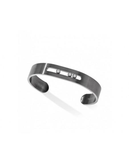 Messika Bracelet Move Titanium Graphite