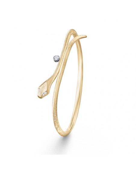 Bracelet jonc Snakes