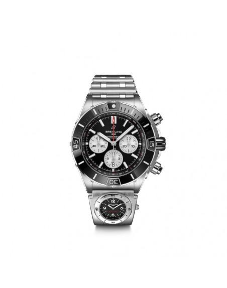 BREITLING Montre Super Chronomat B01 44 Acier