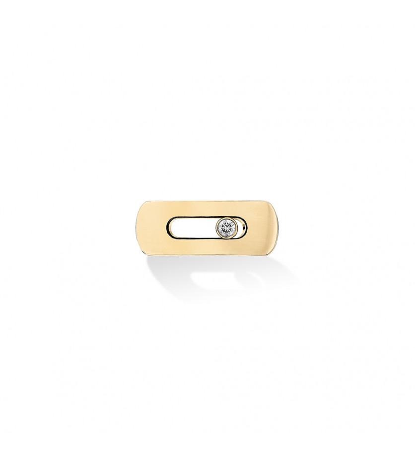 Bracelet configurable My Move motif or jaune diamant
