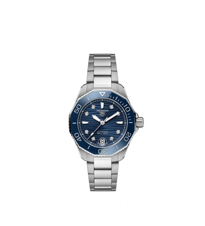 Montre Aquaracer Professional 300 Acier et Diamants