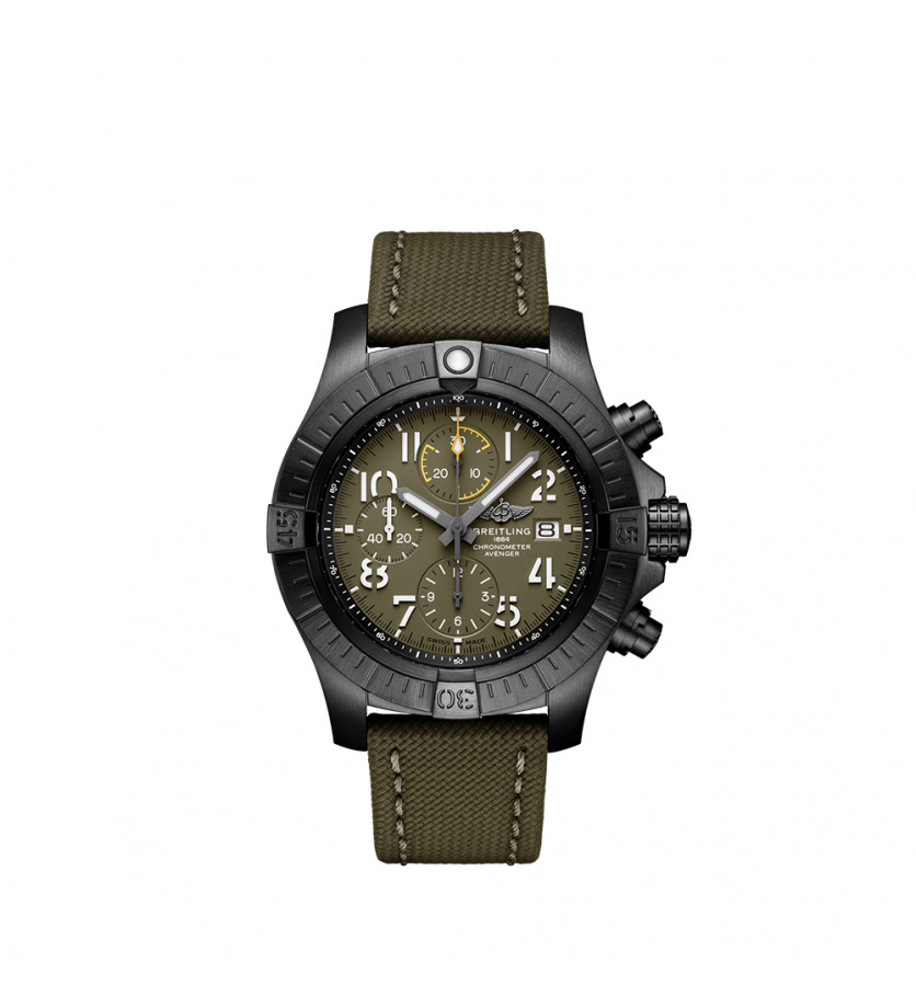 Montre Avenger Chronograph 45 Night Mission