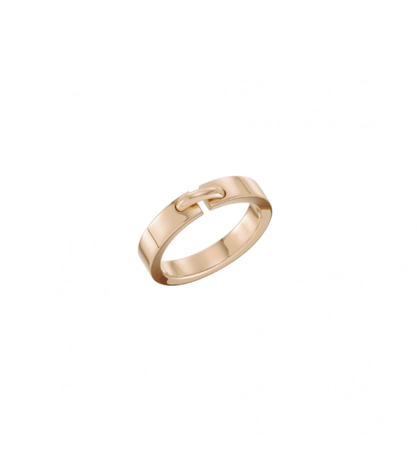 Bague Liens Evidence XS or rose