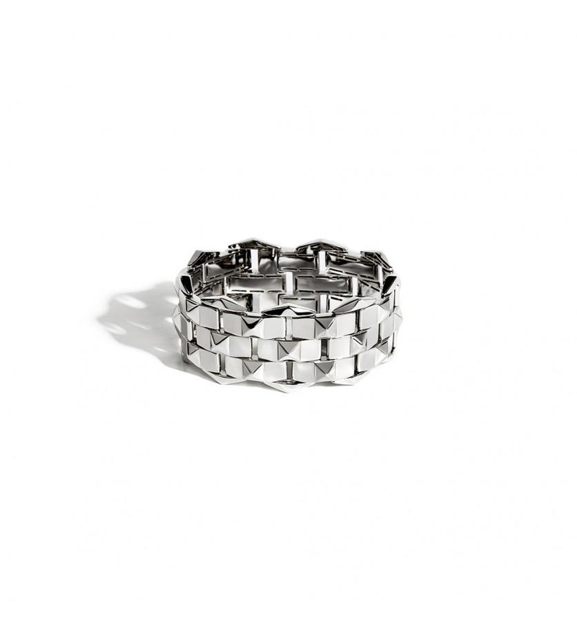 Bracelet Taille S Rockaway argent