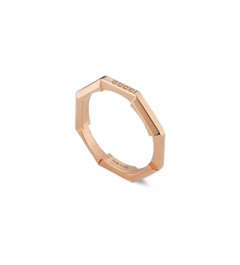 Bague Link to Love or rose
