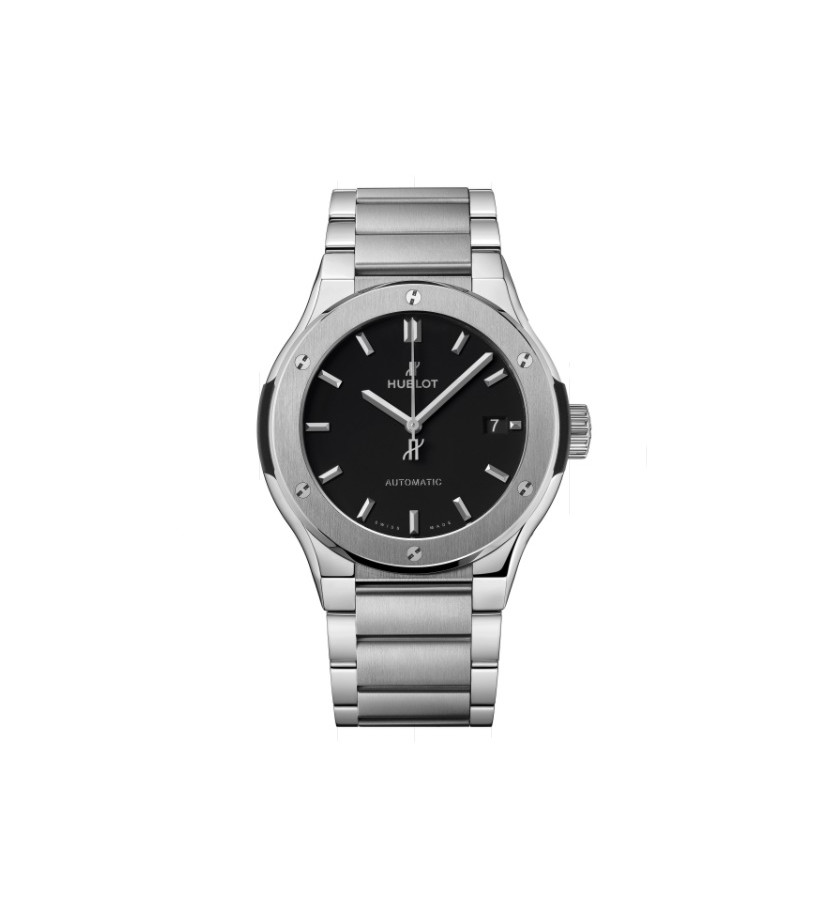 Montre Classic Fusion Titanium Bracelet 45 mm
