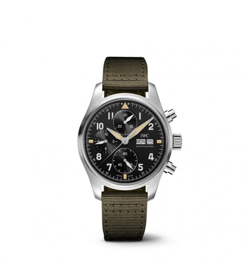 Montre Aviateur Spitfire Chronographe 41mm