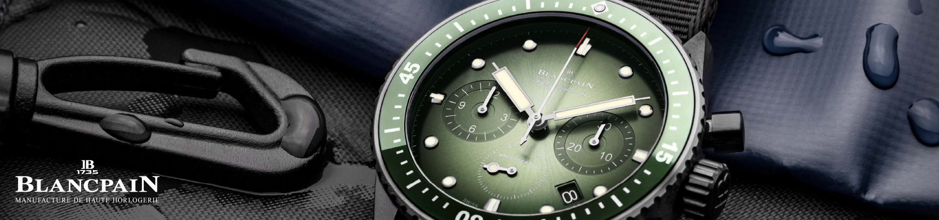Montres Blancpain homme